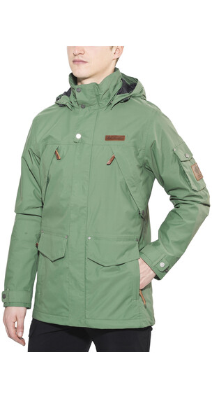 Columbia High Pass Shell Jacket Men Commando